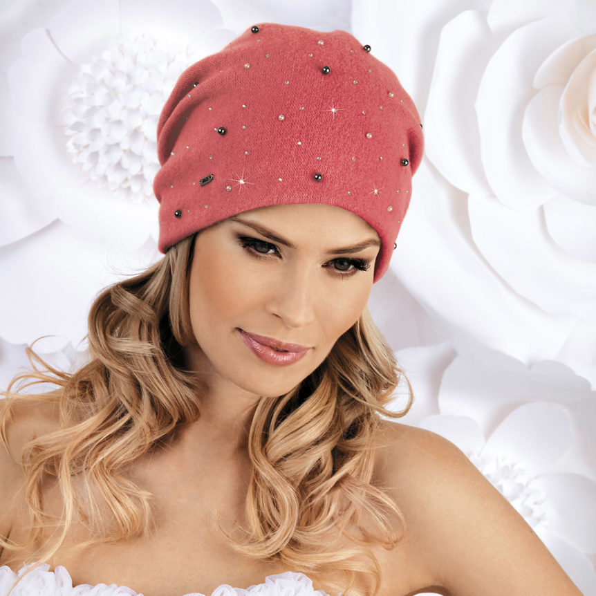 malika beanie winter hat