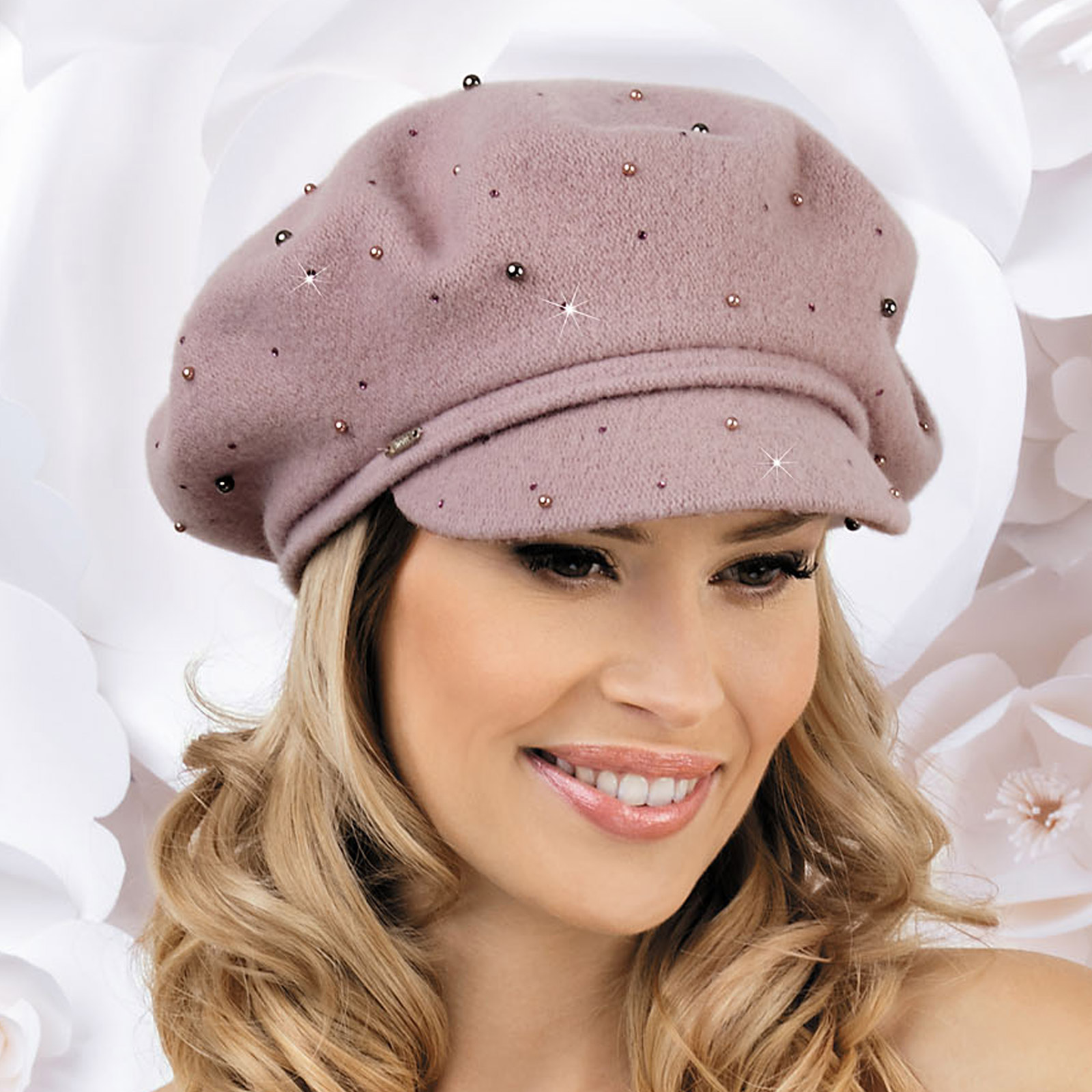 mezo beret winter hat